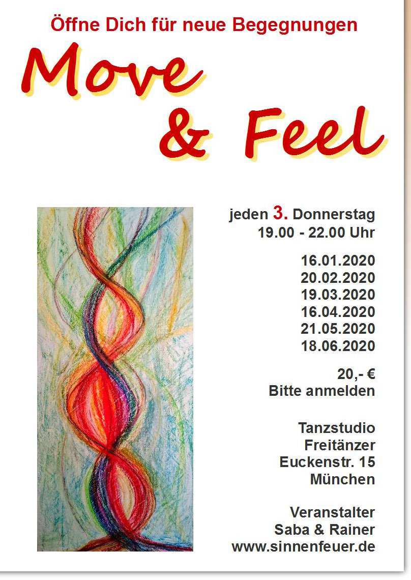 SINNENFEUER Move & Feel